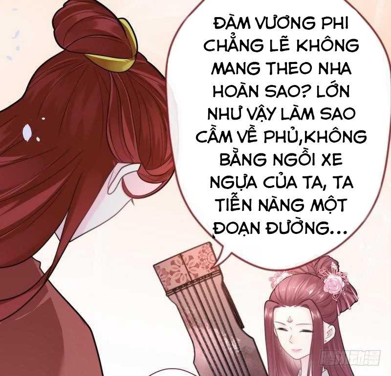 Vương Phi - Âm Động Thiên Hạ chap 35 - Trang 36