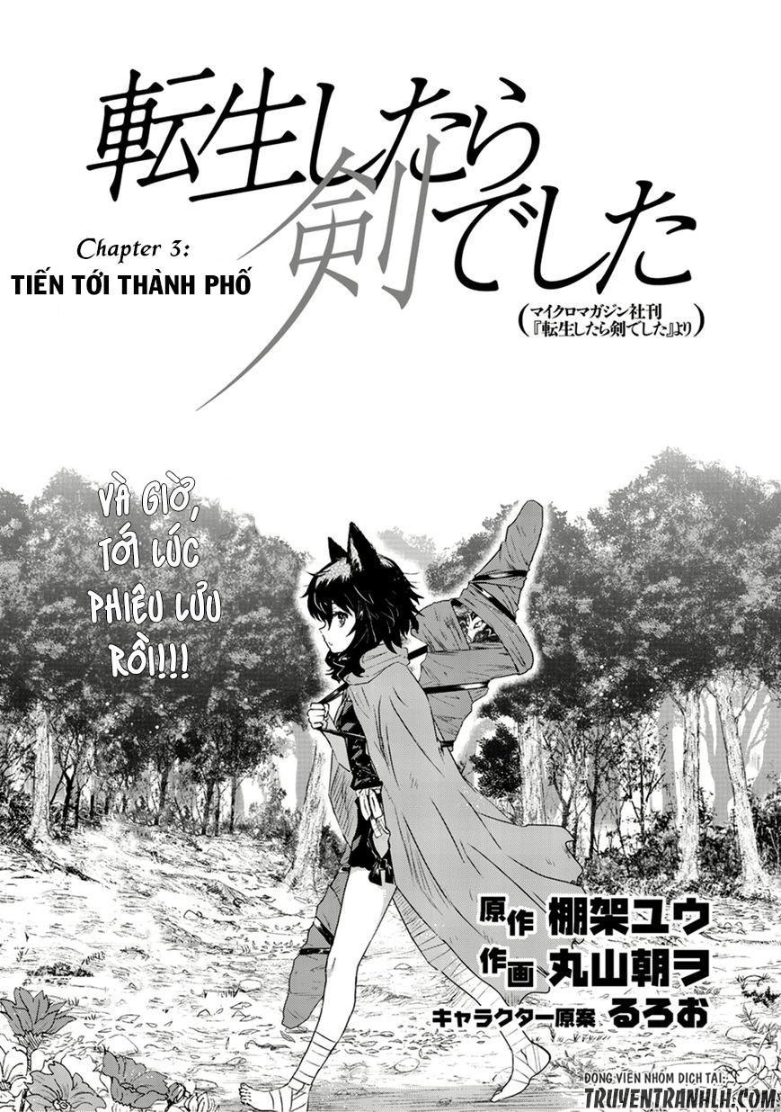 Tensei Shitara Kendeshita