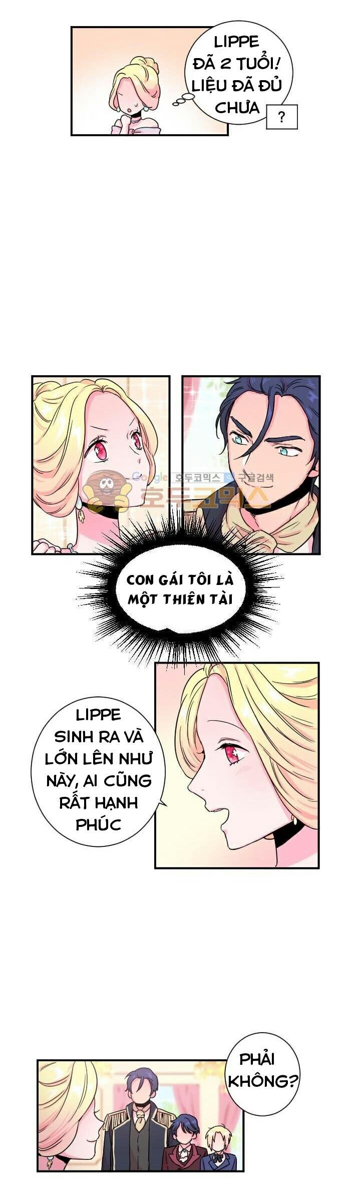 Tiểu Thư Bé Bỏng Đáng Yêu! chap 13 - Trang 21