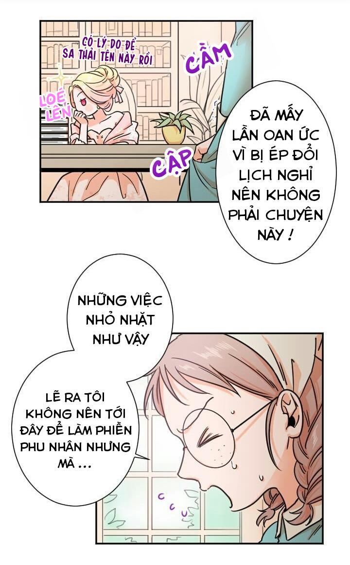 Tiểu Thư Bé Bỏng Đáng Yêu! chap 16 - Trang 36