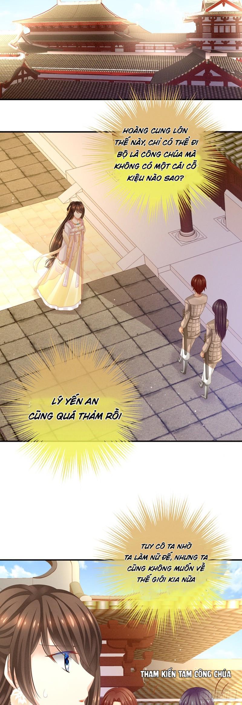 Hậu Cung Của Nữ Đế Chap 7 page 11