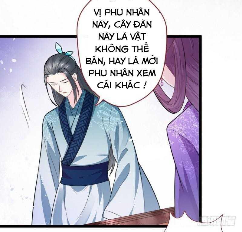 Vương Phi - Âm Động Thiên Hạ chap 35 - Trang 10