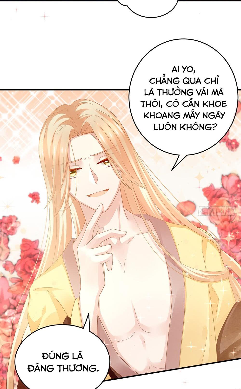 Hậu Cung Của Nữ Đế chap 3 - Trang 9