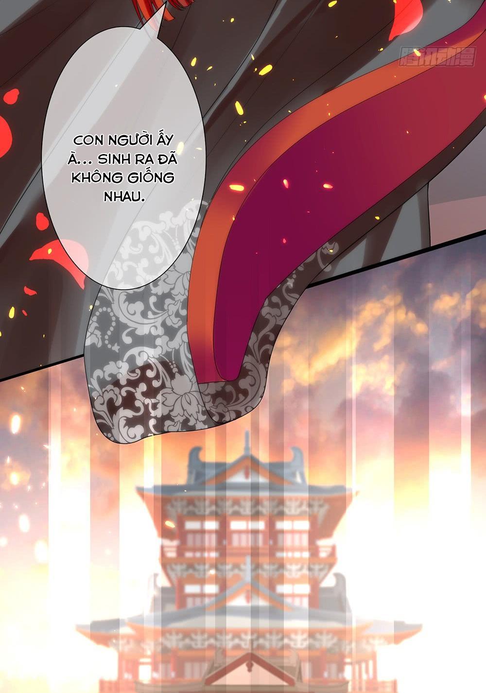 Hậu Cung Của Nữ Đế chap 2 - Trang 9
