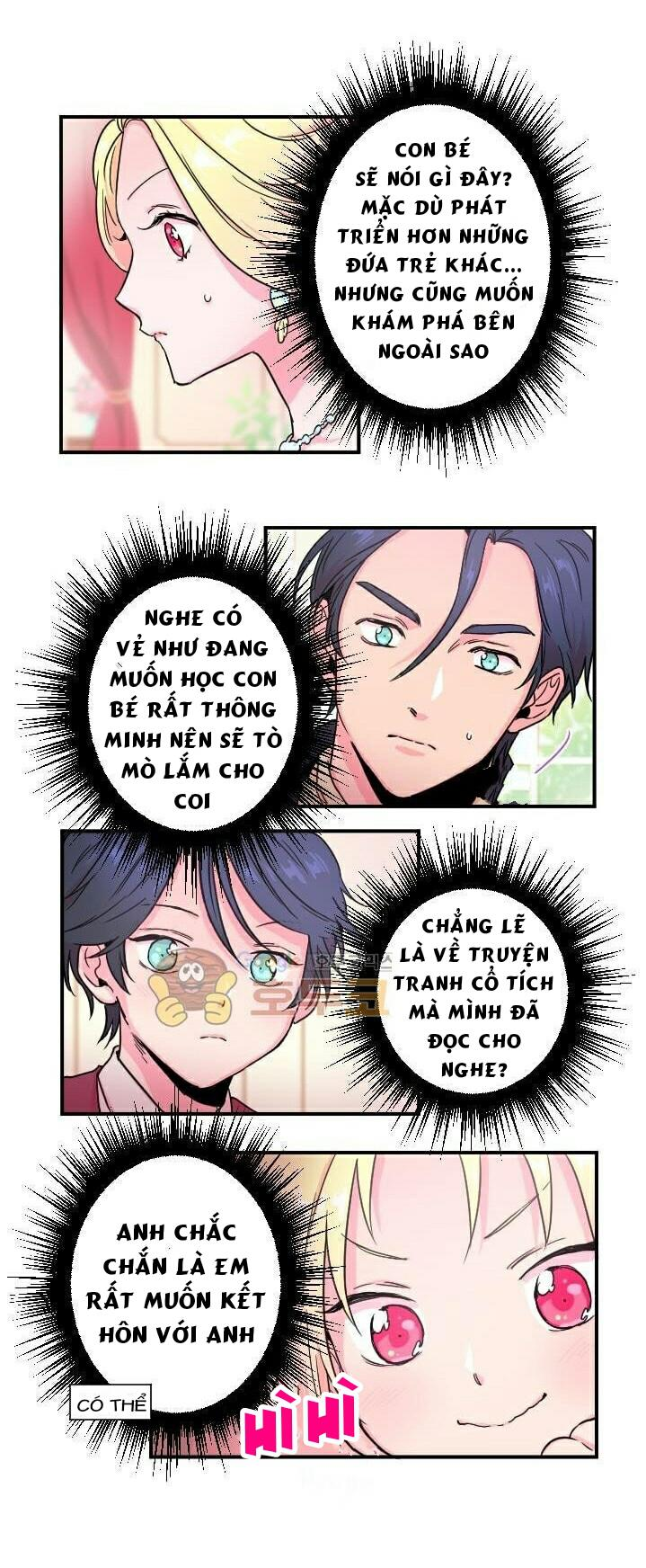 Tiểu Thư Bé Bỏng Đáng Yêu! chap 13 - Trang 7