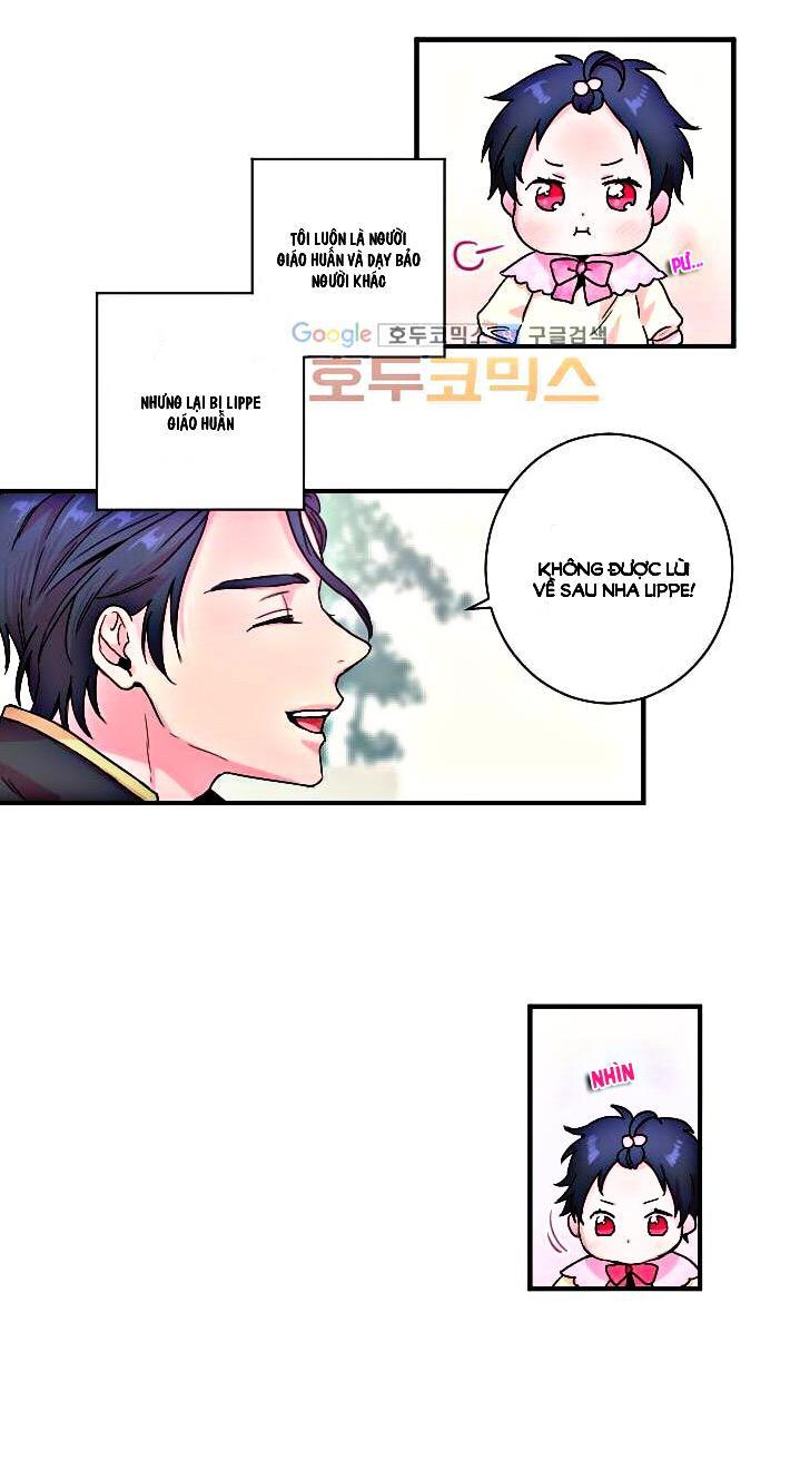 Tiểu Thư Bé Bỏng Đáng Yêu! chap 10 - Trang 22