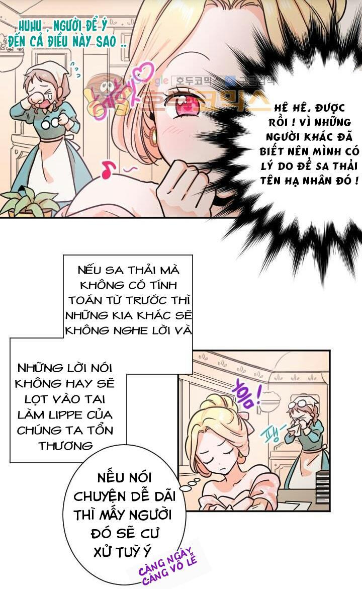 Tiểu Thư Bé Bỏng Đáng Yêu! chap 16 - Trang 41