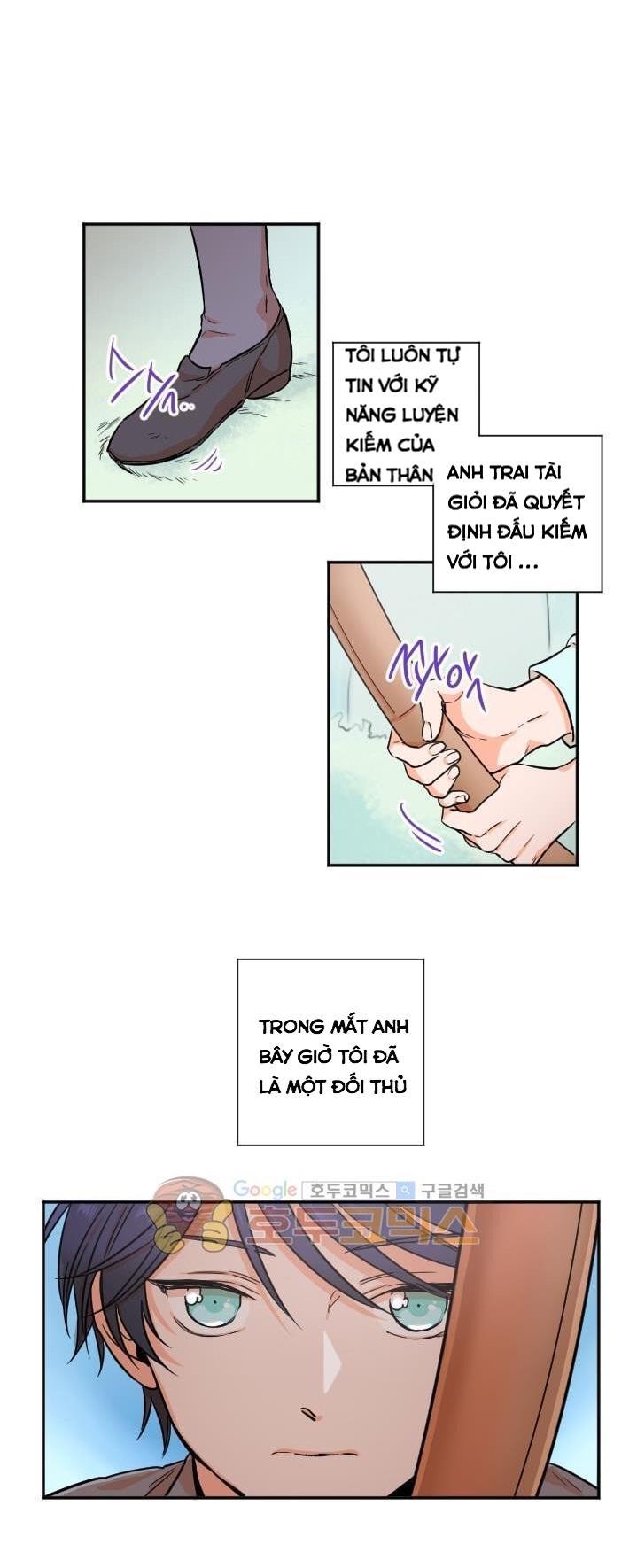 Tiểu Thư Bé Bỏng Đáng Yêu! chap 14 - Trang 15